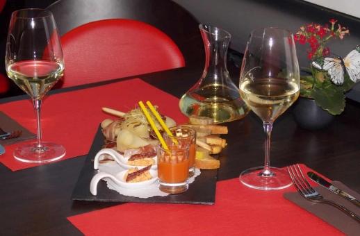 Photo Apéritif Restaurant Hôtel Castel à Sion